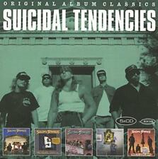 Suicidal Tendencies - Original Album Classics (NEW 5CD)