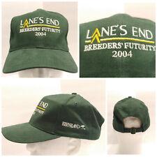 LANE'S END 2004 BREEDERS CUP FUTURITY HORSE RACE BALL CAP KEENELAND LEXINGTON KY