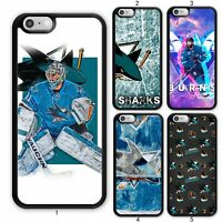 NHL San Jose Sharks Case Cover For Samsung Galaxy Note 10 / Apple iPhone 11 iPod