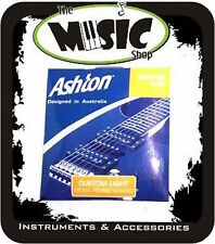 12 x Brand New Ashton Electric Guitar Strings 9/46 Nickel Wound - Bulk Buy