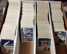 TOPPS BASEBALL COMMONS   1981 & 1982........ $.03 each