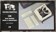 Verlinden 1/35 M4A3 Sherman Engine & Compartment (for Tamiya) 1136