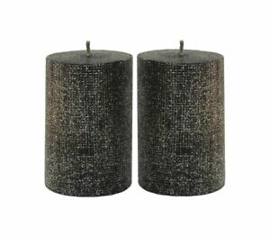 Christmas Wax Decorative Candles Light For New Year Home Décoration