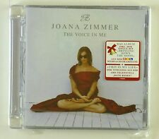 CD - Joana Zimmer - The Voice In Me - #A1734