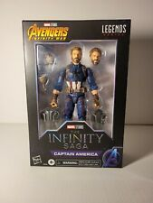 Marvel Legends: The Infinity Saga Captain America Action Figure (FREE SHIPPING)