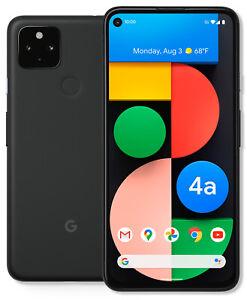 Google Pixel 4a 5G G025I - 128GB - Just Black (Unlocked) (Single SIM)