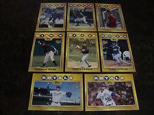 2008 Topps Baseball---K-Mart---Lot Of 8---See List