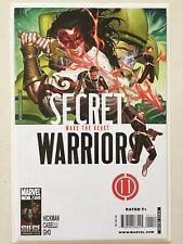 SECRET WARRIORS V.1 #11 KEY LEVIATHAN (EARTH-616) APPEARANCE VF/NM 1ST PRINTING