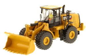 DM 1/87 HO Caterpillar Cat 972M Wheel Loader Diecast Model Collection #85949