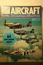 Allied Aircraft WWII Special USSR, USA UK Cavendish Book Very Good Condition