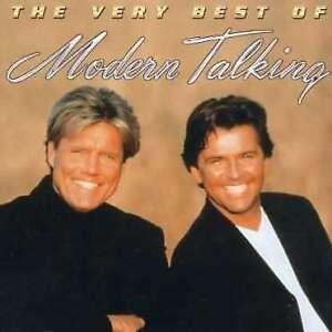 The Very Best Of Modern Talking CD 74321912182 ARIOLA