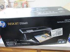 HP Deskjet D2660 Printer Brand New Sealed Box.