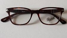 """Persol"" Brillengestell/Brille  ORIGINAL Mod.3003-V C24 Braun havanna o. Etui"