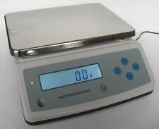 Capacidad de 30kg X 0.1g lectura pesan & recuento de escala