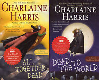 Complete Set Series - Lot of 16 Sookie Stackhouse Mysteries by Charlaine Harris
