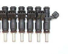 6 -52lbs, 550cc, Fiveo, Bosch, Fuel Injectors, BMW M54, M52 Flow Matched SET NEW