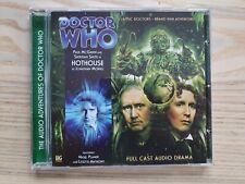 Gewächshäuser Doctor Who CD Hörbuch