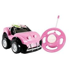Kid Galaxy My First RC Baja Buggy. Toddler Remote Control Car, Pink, 27 MHz New