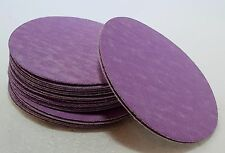 "Sanding Discs - 2"" diameter, 4 pkgs of 25 each: 80, 180, 320, 600 grits"