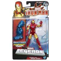 Marvel Legends - IRON MAN (HEROIC AGE) Action Figure - Iron Man 3 - Hasbro