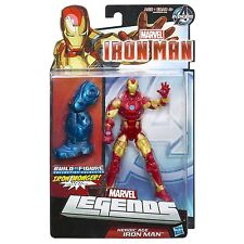Marvel Legends - IRON MAN (HEROIC AGE) Action Figure - Iron Man 3 - Hasbro