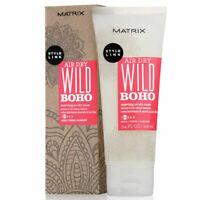 Matrix Style Link Wild Boho Texturizing Air Dry Cream 3.4oz