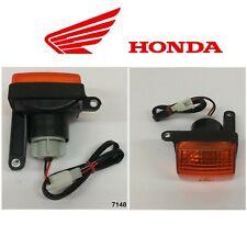 1 FRECCIA POSTERIORE HONDA XL 600 V TRANSALP 87-00.INDICATORE REAR FA SX//DX