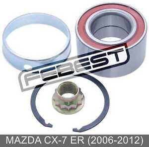 Front Wheel Bearing Repair Kit 45X84X45 For Mazda Cx-7 Er (2006-2012)