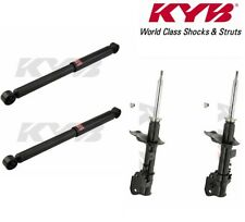 4-Pieces KYB Excel-G Front & Rear Shocks/Struts for Rear Wheel Drive Models NEW
