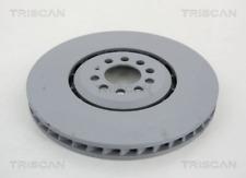 Bremsscheibe TRISCAN 8120291068C vorne für AUDI VW