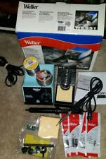 Weller Electronically Controlled Soldering Station w EXTRAS》Wes51》120V》50 Watts