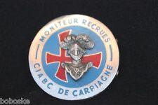 C.I.A.B.C. de CARPIAGNE, Moniteur Recrues (Drago Paris)