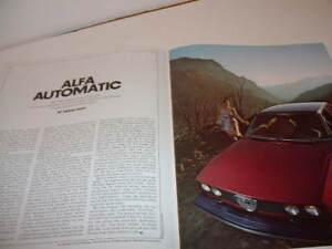 1979   Alfa Romeo Automatic   test reprint (m227)