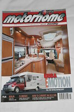 Motorhome Monthly March 2009, Tested Eriba Emotion 613 Ford Transit