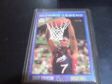 David Robinson LP 1997 Sports Illustrated For Kids OLYMPIC PROMO Card NO# NRMT