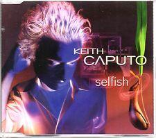 KEITH CAPUTO - SELFISH  - CD SINGLE