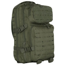 NEW Viper Lazer Military Army MOLLE Recon Pack Daysack Rucksack Bags 35L Green