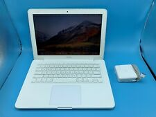 "Apple MacBook 13"" A1342 2.4GHz Intel Core 2 Duo 4GB RAM 320GB HDD Mid 2010"