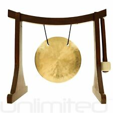 "6"" to 7"" Gongs on the Lifting Buddha Stand"