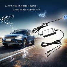 3.5mm Aux Audio MP3 Interface Adapter for Honda Accura Civic USB for iPod W5L6