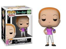Funko Pop Animation: Rick and Morty - Summer Vinyl Figure Item No. 22960