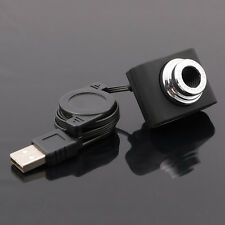 Mini USB 2.0 30.0 Mega HD Webcam Web Camera Cam For Mac PC Laptop Computer