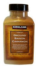 Kirkland Signature Ground Saigon Cinnamon 10.7 oz
