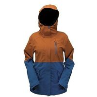 RIDE Snowboard Women's MAGNOLIA Insulated Snow Jacket - Navy - Small - NWT