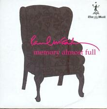 PAUL MCCARTNEY: MEMORY ALMOST FULL - UK PROMO CD ALBUM (2007) 13 TRACKS