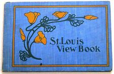 St. Louis View Book / 1st Ed. / 1900