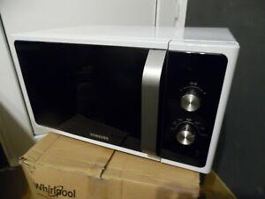 Samsung MS23 F300EAW Solo Mikrowelle Mikrowellengerät 800W weiß Microwave