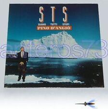 "PINO D'ANGIO' ""SIAMO TUTTI STUFI"" RARO LP 1991 SIGILLAT"