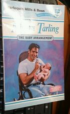 The Baby Arrangement by Moyra Tarling  Mills & Boon Sweet Romance 0733516971