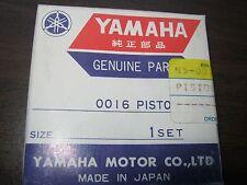YAMAHA PISTON RING 1ST .25 YZ80 YZ 80 MOTOCROSS 1984-1992 NOS OEM 39K-11611-10